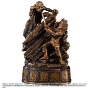 Hobbit Desolation of Smaug: Gollum and Bilbo Baggins Bookend